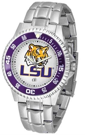 LSU Tigers Competitor Steel Men