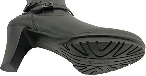 Tamaris, in pelle elegante, al ginocchio, tacco 3 cm