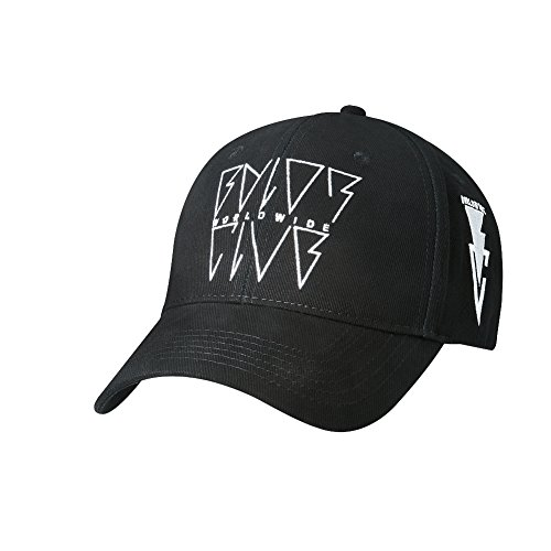WWE Authentic Wear Finn BA�lor �_oBA�lor Club Baseball Hat Multi (Wwe Pictures)