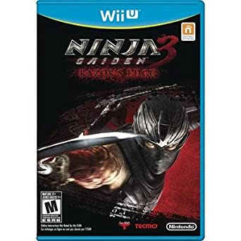 Amazon.com: Nintendo WUPPANGE Wii U Ninja Gaiden 3: Video Games