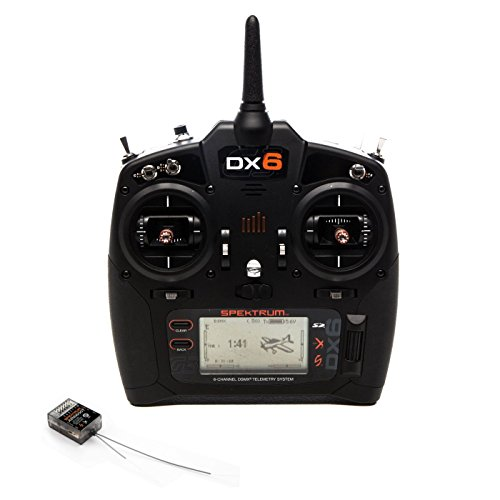 Spektrum Dx6 G3 System With Ar6600t Rx Md2  Transmitter And Receiver  Radio System
