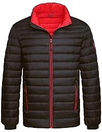 Men's Ultra Lightweight Packable Puffer Down Jacket