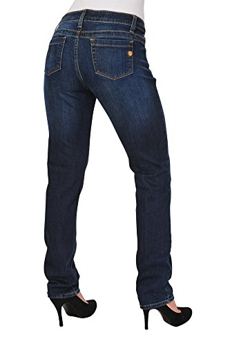 Shaft Jeans Pantalón mujer 30 Azul / Jeans normal Corte Regular -