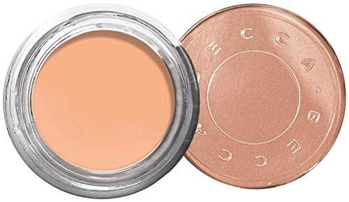 - BECCA - Under Eye Brightening Corrector, Light to Medium: Pearlized, peachy-pink, 0.16 oz.