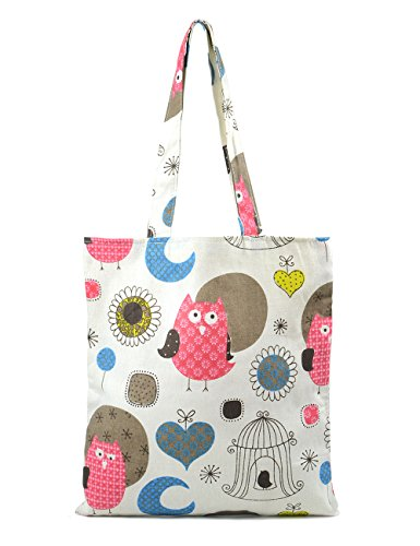 anvas Tote Shopping Bag (Girl Tote Bag)
