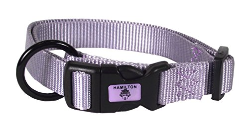 Hamilton Collar Nylon Dog Adjustable - Hamilton Adjustable Nylon Dog Collar