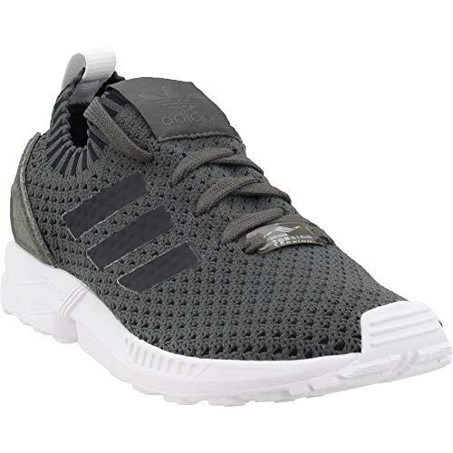 adidas Originals Women's Shoes   ZX Flux PK Fashion Sneakers, Utility Grey/White, (7 M - Womens Zx Adidas