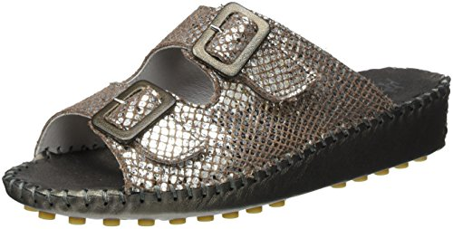 Hans Herrmann Collection Damen Hhc Clogs Silber (peltro-vip)