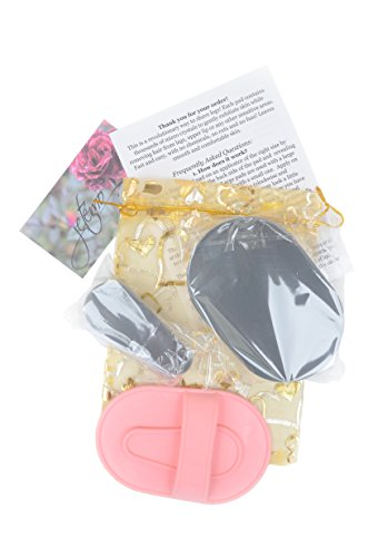 2 Applicators + 100 Pads Compatible with Smooth Away/Smooth Legs