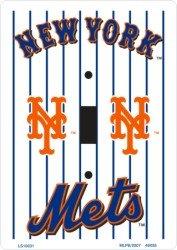 UPC 762324100353, New York Mets Light Switch plate
