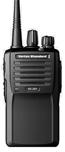 Vhf Repeater Antenna - Vertex Standard Original VX-261-D0-5 VHF 136-174 MHz Handheld Two-way 5 Watts 16 Channels - 3 Year Warranty