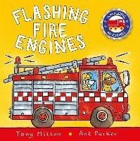 [(Flashing Fire Engines )] [Author: Tony Mitton] -
