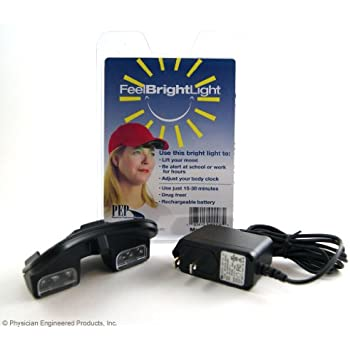 Amazon Com Deluxe Feel Bright Light Portable Light