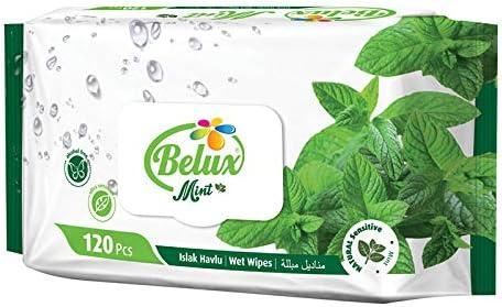 Belux Raspberry im MAXIPACK verschiedene Duftrichtungen Wet Wipes Himbeere Duft 120 Ultra Sensitive Feuchtt/ücher