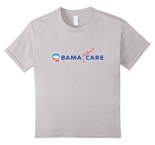 Kids OBAMA DIDNT CARE T-SHIRT Anti Obama Worst President ...
