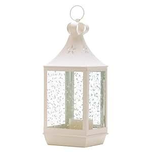 Gifts & Decor Ivy Vine Pillar Candle Holder Hanging Outdoor Lantern