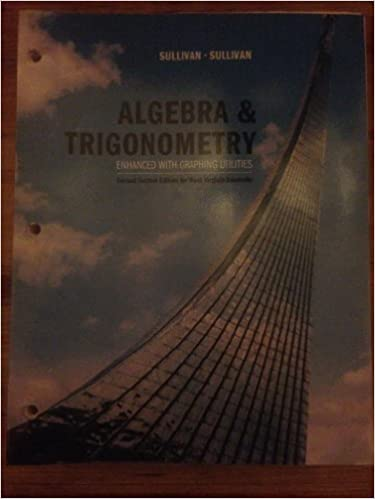Book Algebra & Trigonometry