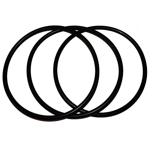 85%OFF (3 Pack) Pentek, Pentair 350013 Lid O-Ring - Replacement Pool and Spa Pump ORing by Captain O-Ring