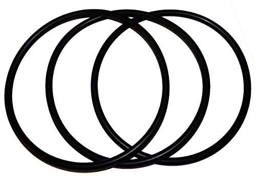 (Captain O-Ring LLC - Replacement for Pentek, Pentair 350013 Lid O-Ring - Pool and Spa Pump ORing (3 Pack))