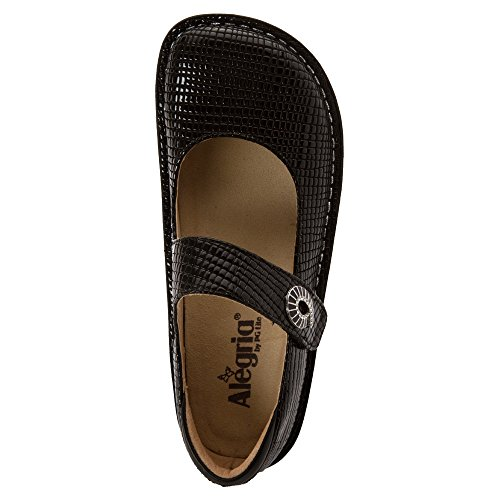 free shipping outlet Alegria Women's Paloma Flat Jazzy Black classic sale online sneakernews sale online sale official in China sale online w9Xwud