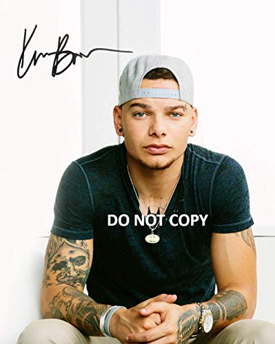 Kane Brown country superstar reprint signed autographed photo #1