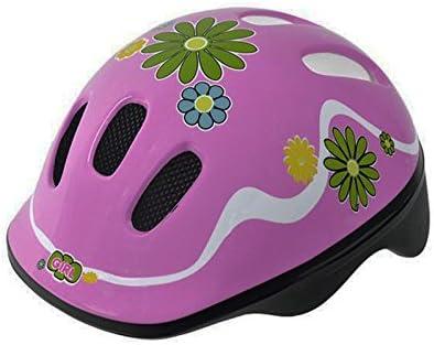 Casco Infantil Niña de Ciclismo Patines Skateboard Bicicleta ...