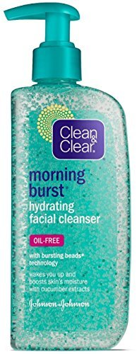 JOHNSON & JOHNSON CLEAN & CLEAR Morning Burst Oil-Free Hy...