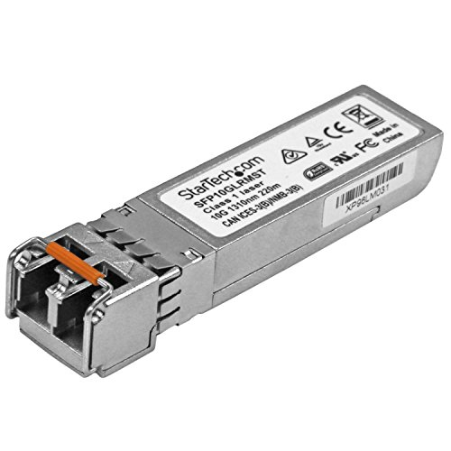 StarTech com Compatible Gigabit Transceiver Mini GBIC product image