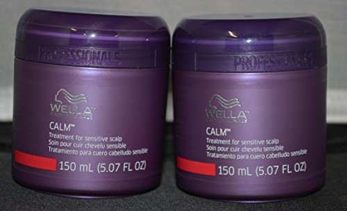 Calm Treatment for Sensitive Scalp by Wella Professionals 5.07 oz (2 pack)