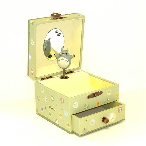 【2018?新作】 Totoro Box Music Box [並行輸入品] Music Totoro B01K1WHB3K, A.QUEEN:c9c91032 --- egreensolutions.ca