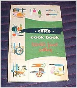 Cutco Price List Ebook Download