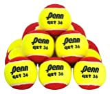 Penn QST 36 Felt Tennis Ball in Polybag