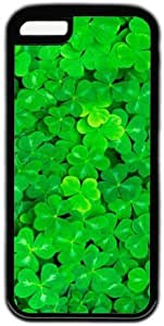 Green Clover Theme Iphone 5c Case by lolosakes