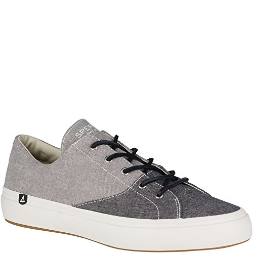 Sperry Top-sider Haven Chambray Sneaker Nero / Grigio