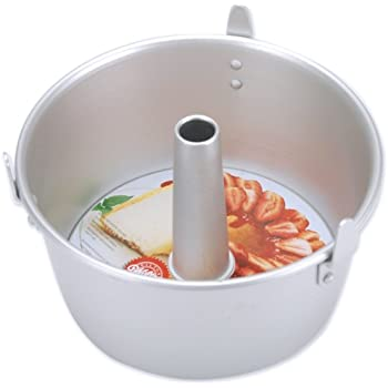 Amazon Com Wilton Angel Food Tube Cake Pan Your Cakes