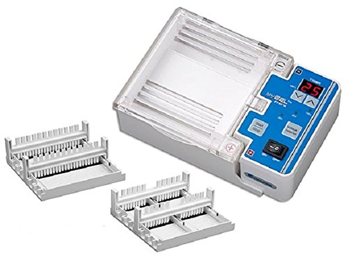 (Benchmark Scientific E1101 Accuris MyGel Mini Electrophoresis System, 115V)