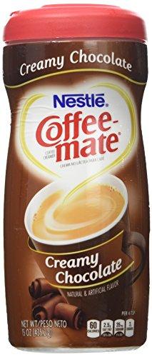 Coffee Mate Creamy Chocolate Powdered 15 Ounce