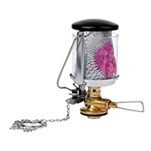 MonkeyJack Mini Outdoor Gas Camping Lantern Propane Lamp Tent Light Hiking Torch with Hanging Chain Key Ring Survival Tool