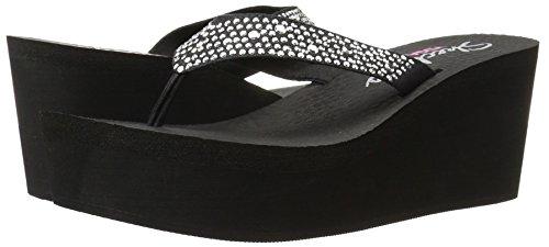 314906e94 Skechers Cali Women s Padma Platform Wedge Sandal - Import It All