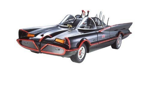 1966 Batmobile from the 1960's TV Series 1/18 Scale