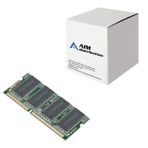 AIM Compatible Replacement for Okidata 256MB Compact Printer Flash Upgrade (70049101) - Generic by AIM (Image #1)