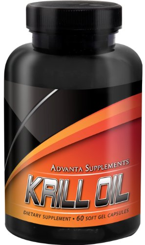 Advanta Supplements Krill Oil Cholesterol