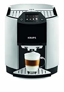 Krups EA9010 Kaffee-Vollautomat One-Touch-Funktion (1,7 L, 15 bar,...