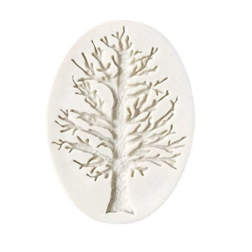 Tree Branch Silicone Cake Fondant Mold Cake Decorating Mould Baking Tool By Delamaning Mould Baking Tool By -