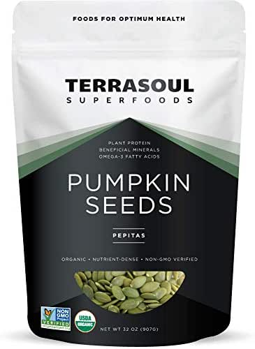 Terrasoul Superfoods Pumpkin Seeds