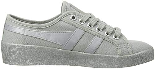 Grey Women's Grey Trainers Silver Gj Pale Metallic Grace Gola qSdCYq