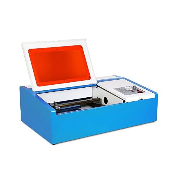 Mophorn 40w co2 laser cutter