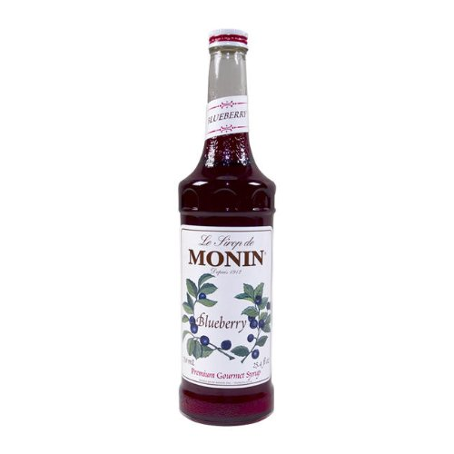 Monin Blueberry Syrup 750ml (25.4oz)