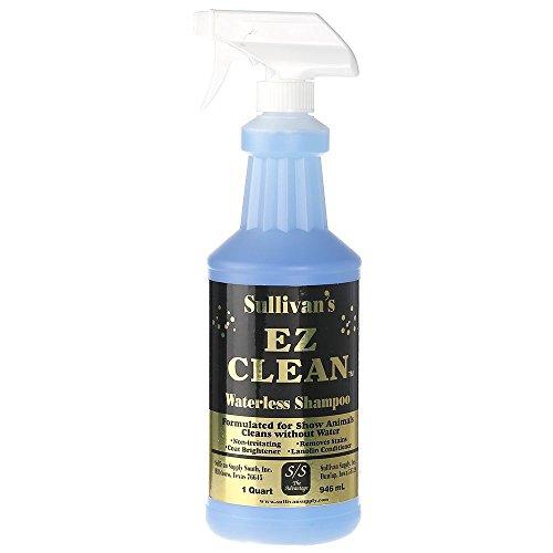 Clean Quart (Sullivan Supply South Sullivan Supply EZ Clean Waterless Shampoo Quart)