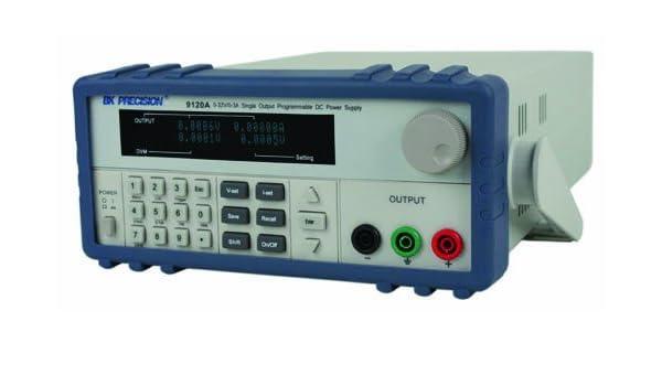 B&K Precision 9120A Single Output Programmable DC Power Supply, 3A, 32V